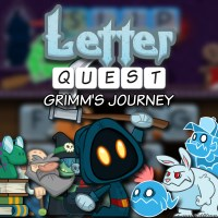 Letter Quest: Grimm's Journey cover art