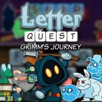 Letter Quest: Grimm's Journey cover art
