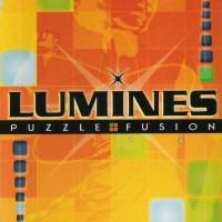Lumines: Puzzle Fusion cover art