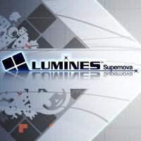 Lumines: Supernova cover art