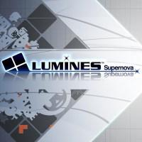 Lumines: Supernova cover art