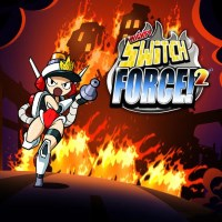 Mighty Switch Force! 2 cover art