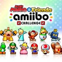 Mini Mario & Friends: Amiibo Challenge cover art