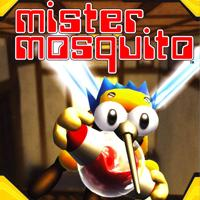 Mister Mosquito cover art