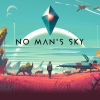 No Man's Sky cover art