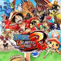 One Piece: Unlimited World Red cover art