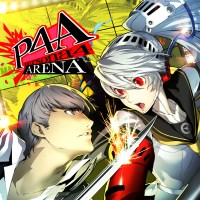 Persona 4 Arena cover art