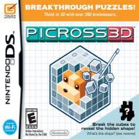 Picross 3D cover art