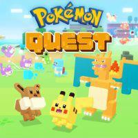 Pokémon Quest cover art