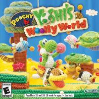 Poochy & Yoshi's Woolly World cover art