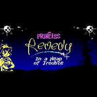 Princess Remedy 2: In A Heap of Trouble cover art