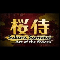 Sakura Samurai: Art of the Sword cover art