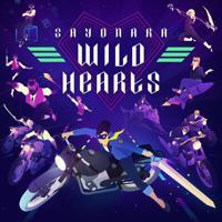 Sayonara Wild Hearts cover art