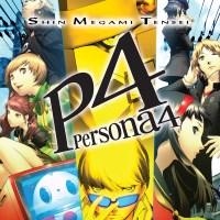 Shin Megami Tensei: Persona 4 cover art