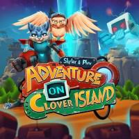 Skylar & Plux: Adventure on Clover Island cover art