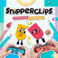 Snipperclips cover art