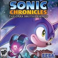 Sonic Chronicles: The Dark Brotherhood cover art
