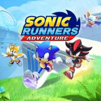 Sonic Runners Adventure cover art