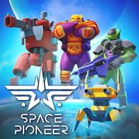 Space Pioneer cover art