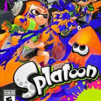 Splatoon cover art