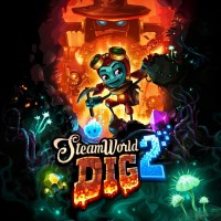 SteamWorld Dig 2 cover art