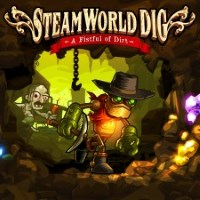 SteamWorld Dig cover art