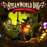 SteamWorld Dig cover art