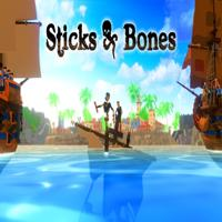 Sticks and Bones cover art
