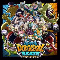 Super Dodgeball Beats cover art