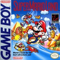 Super Mario Land cover art