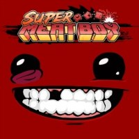Super Meat Boy cover art
