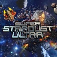 Super Stardust Ultra cover art