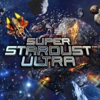 Super Stardust Ultra cover art