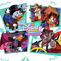 The Disney Afternoon Collection cover art
