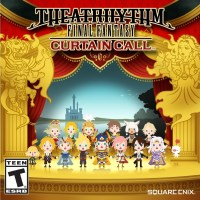Theatrhythm Final Fantasy: Curtain Call cover art