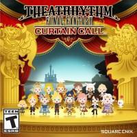 Theatrhythm Final Fantasy: Curtain Call cover art