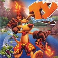 TY the Tasmanian Tiger cover art