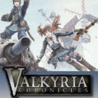 Valkyria Chronicles cover art