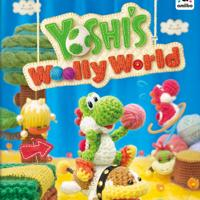 Yoshi's Woolly World cover art