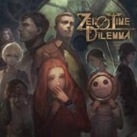 Zero Escape: Zero Time Dilemma cover art